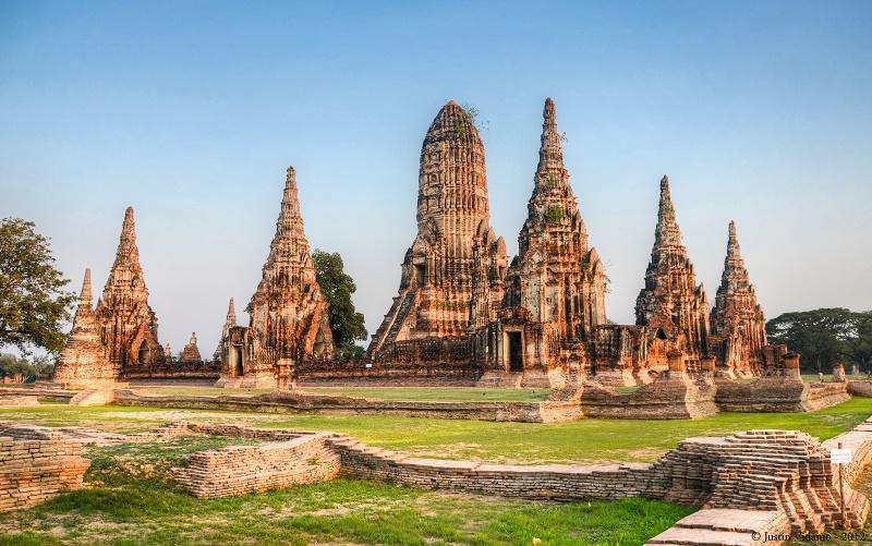 Tuk Tuk Ayutthaya