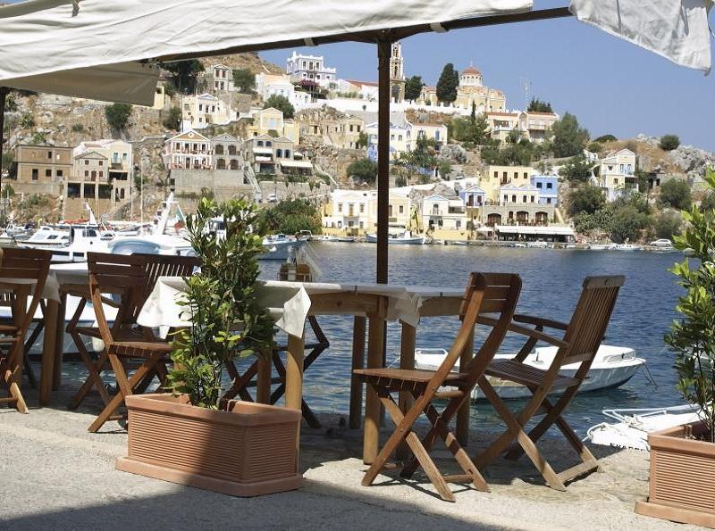 visit Greece in winter
