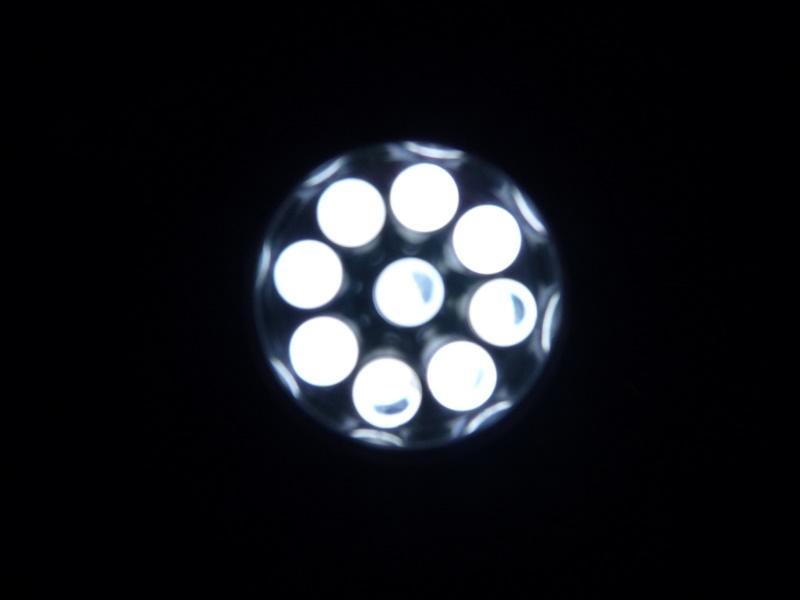 Front flashlight