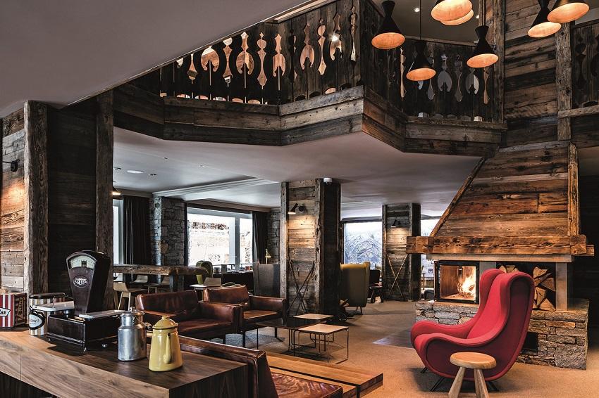 high-altitude design hotels