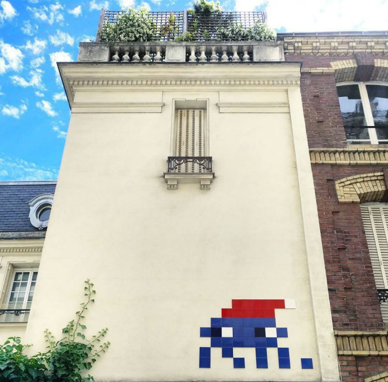 Guide To The Best Street Art Of Paris