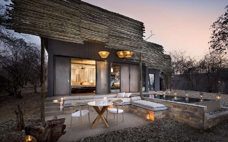 top African luxury safari lodges