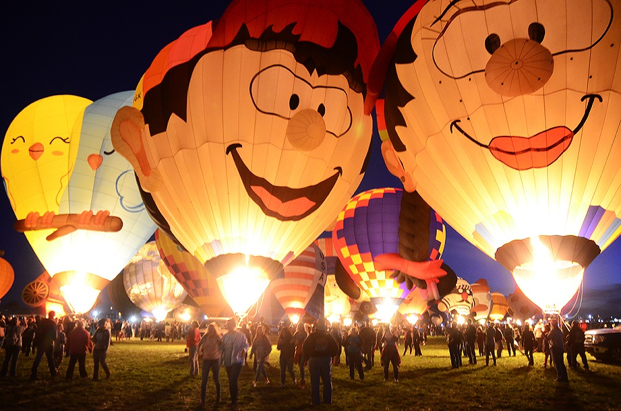 Best World Balloon Festival