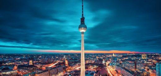 visit in Berlin
