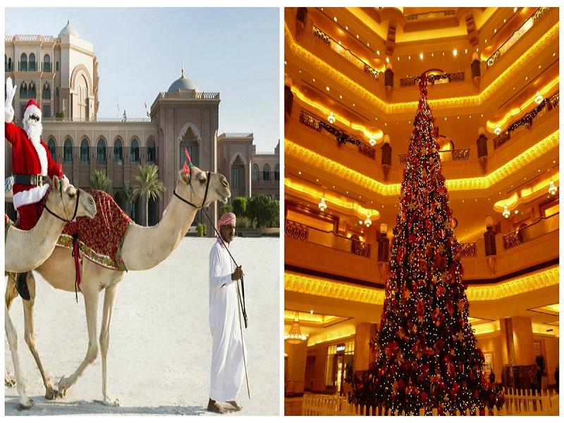 the most spectacular Christmas trees