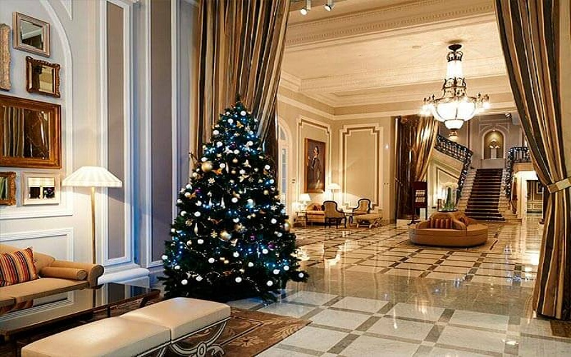 spectacular Christmas trees