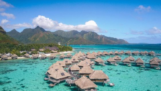 5 dream destinations: the most beautiful islands for your honeymoon
