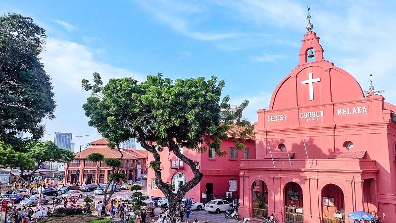 city of Melaka