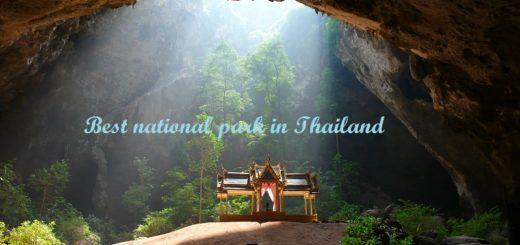 best national park in Thailand