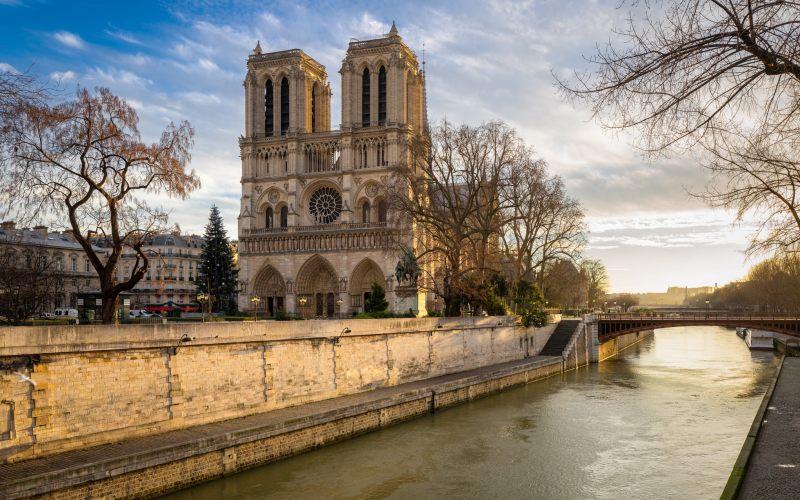 top visiting Paris in winter
