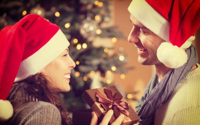 a Christmas as a couple