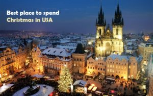 Best place to spend Christmas in USA