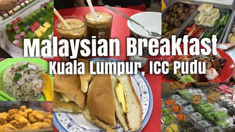 breakfast in kuala lumpur