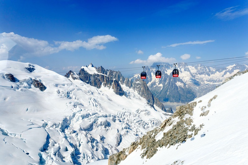 8 Of The Most Impressive Cable Cars In The World