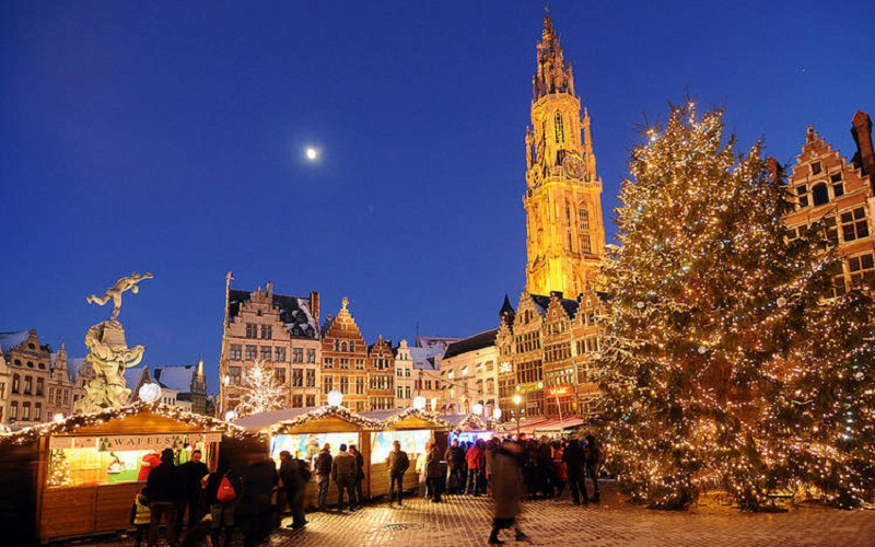 most Christmas market