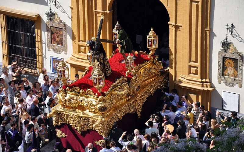 best the Holy Week in Europe