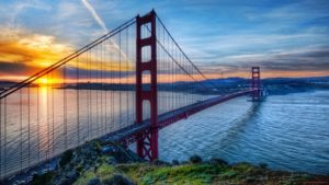 Honeymoon destination: Honeymoon in California