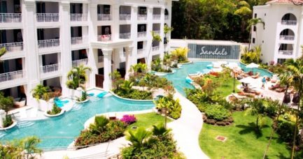 Sandals Resorts: Make your Honeymoon Luxury Included an unforgettable trip