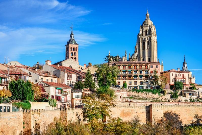 The Three Main Attractions Of Segovia