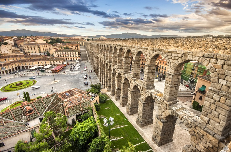 The Three Main Attractions Of Segovia