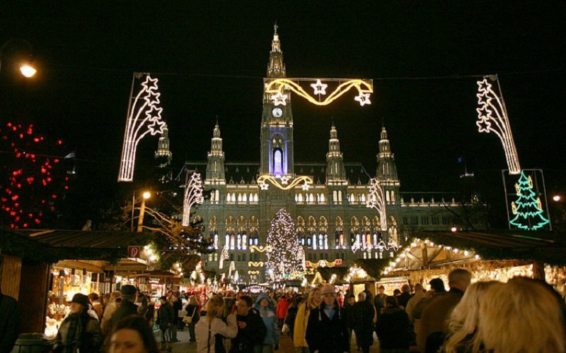 latest Christmas market