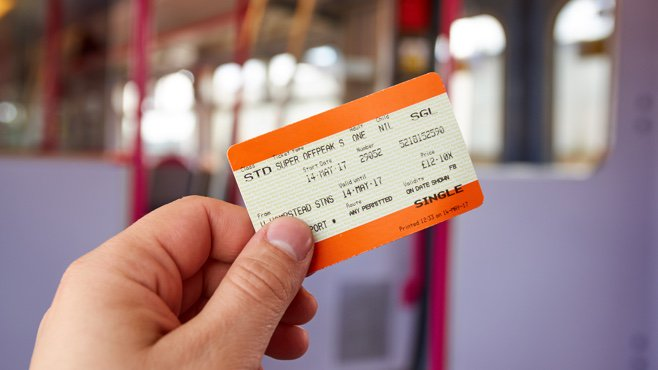 Others found ticket