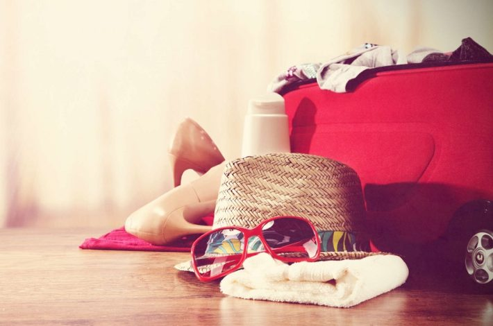 The perfect honeymoon suitcase: what to put according to the destination