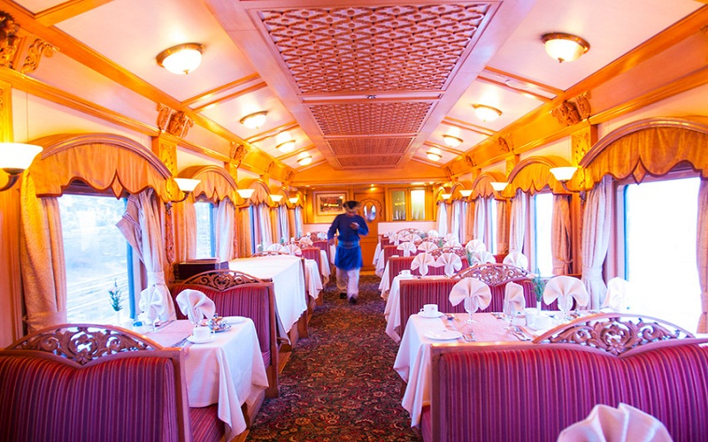 Top best train travel in the world