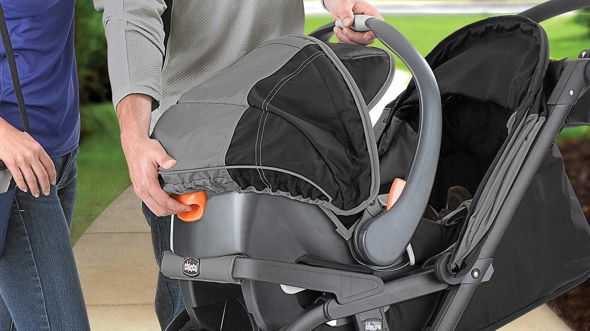 Get a stroller bag