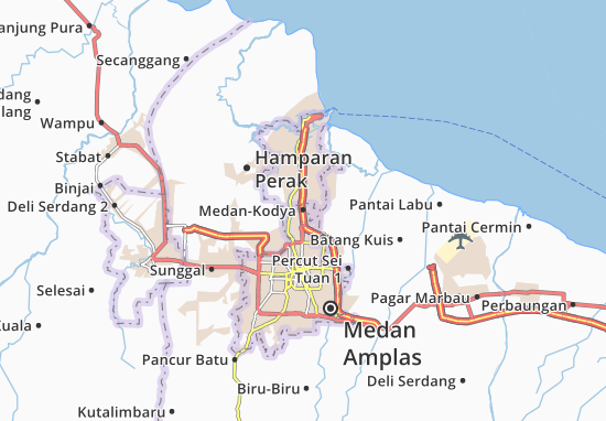 How to go to Medan