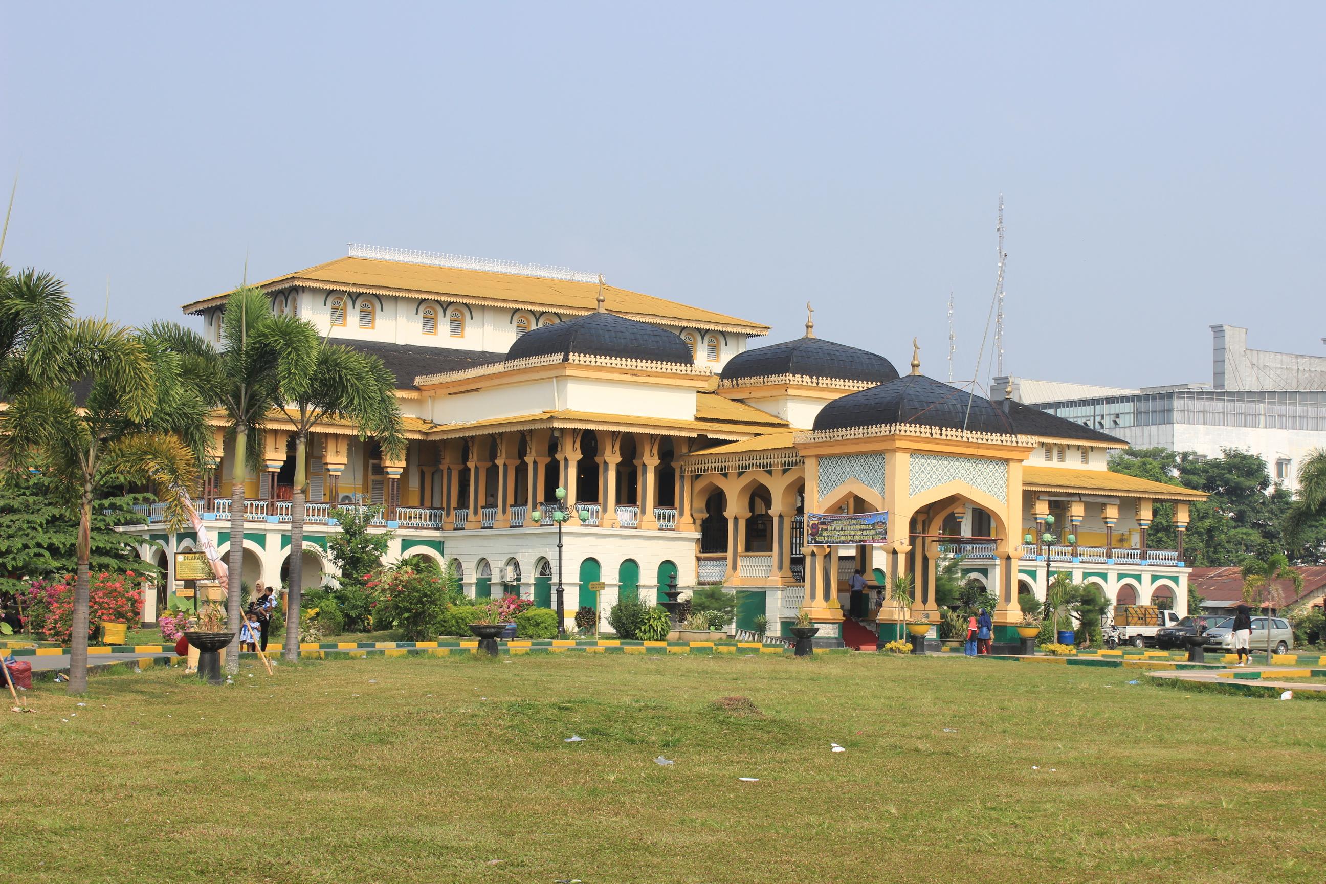 Istana Maimoon palace