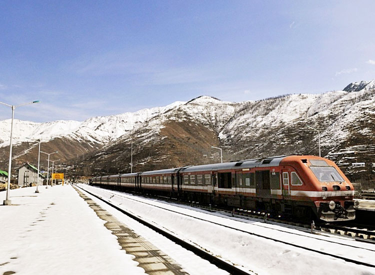 Ladakh by Train