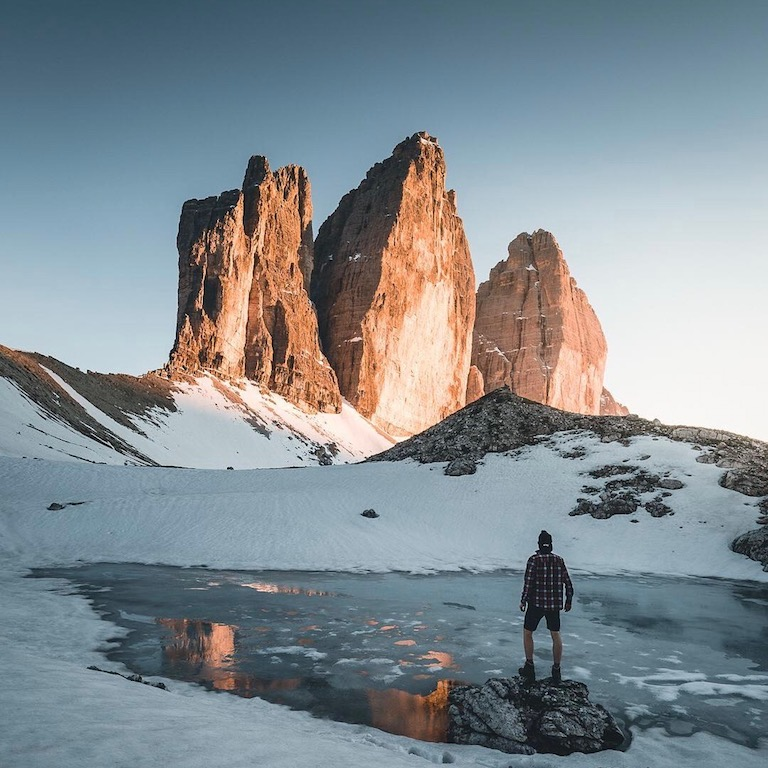Some reason why you should visit dolomites