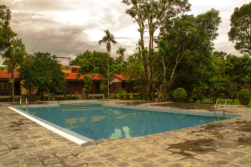 pool of Sauraha