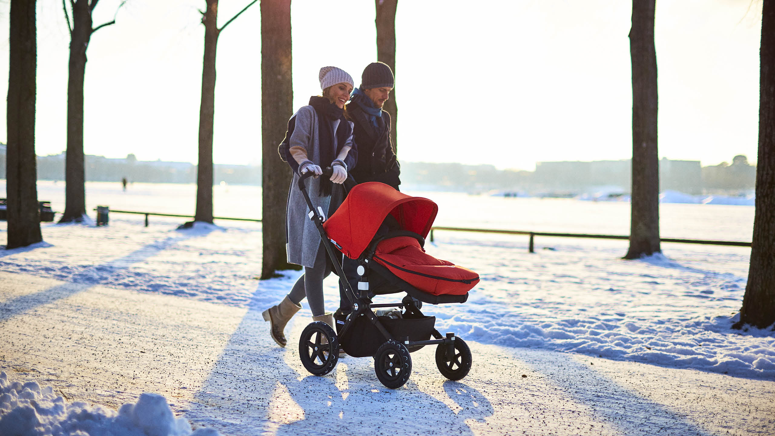 Use your stroller