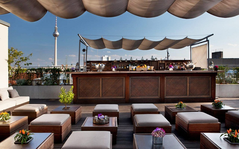 Berlin city: the best terraces in the city