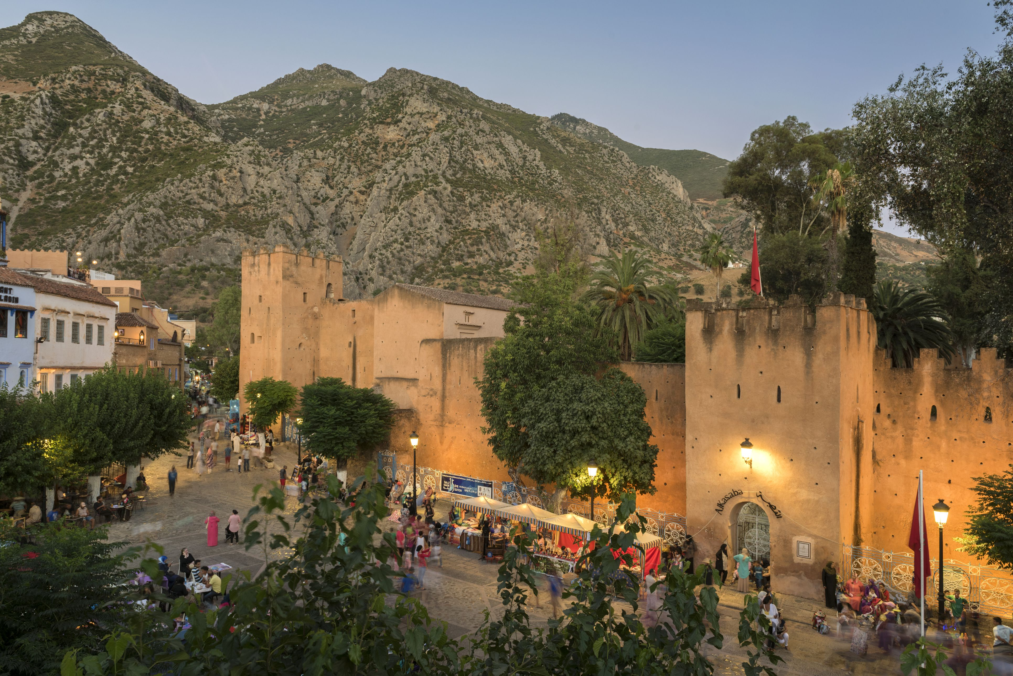 How to get to Chefchaouen