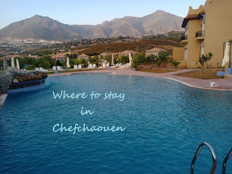 Where to stay in chefchaouen