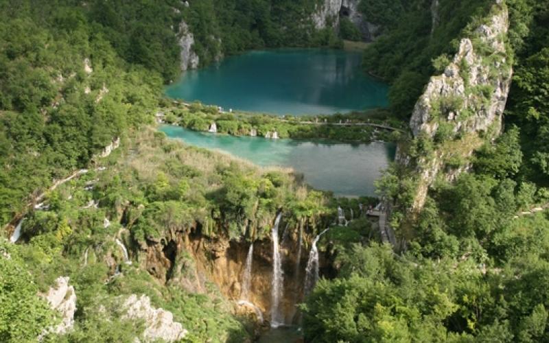 the natural paradise