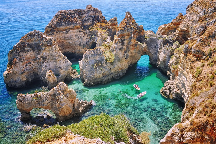 Honeymoon: 6 reasons to go to the Algarve