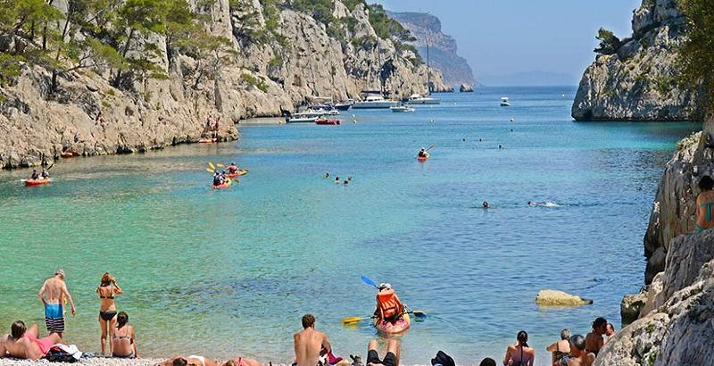 best beaches of Marseille