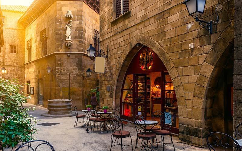 tapas bars in Granada