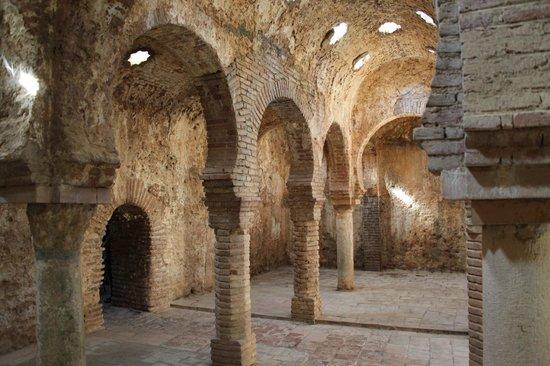 Arab baths of Ronda