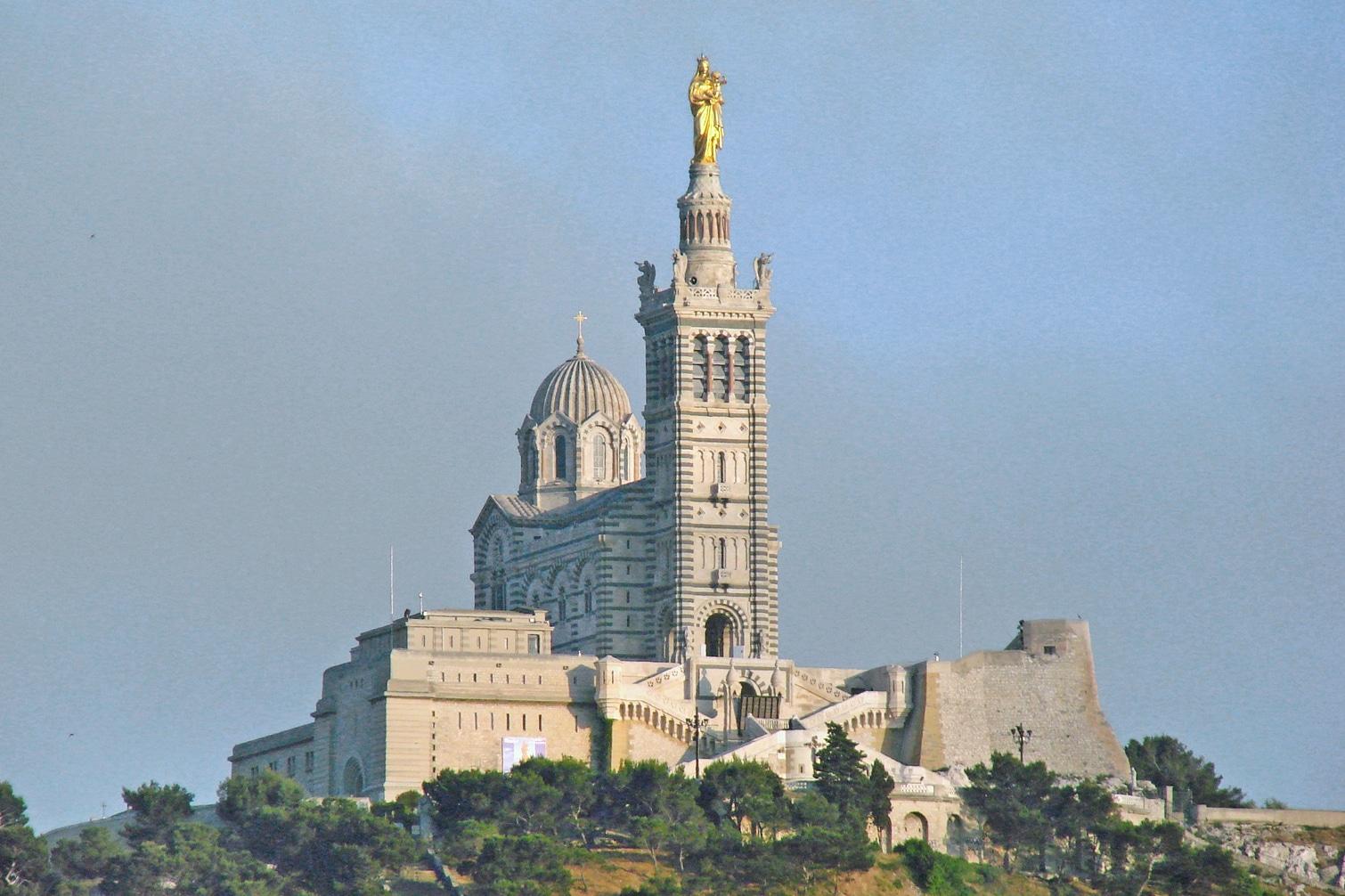 Basilica of Notre-Dame de la Garde