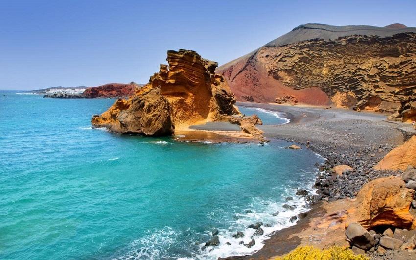 Destinations of Europe: honeymoon in Spain