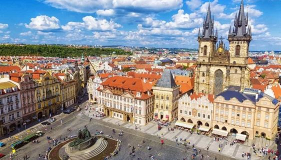 Honeymoon destination: Honeymoon in Prague