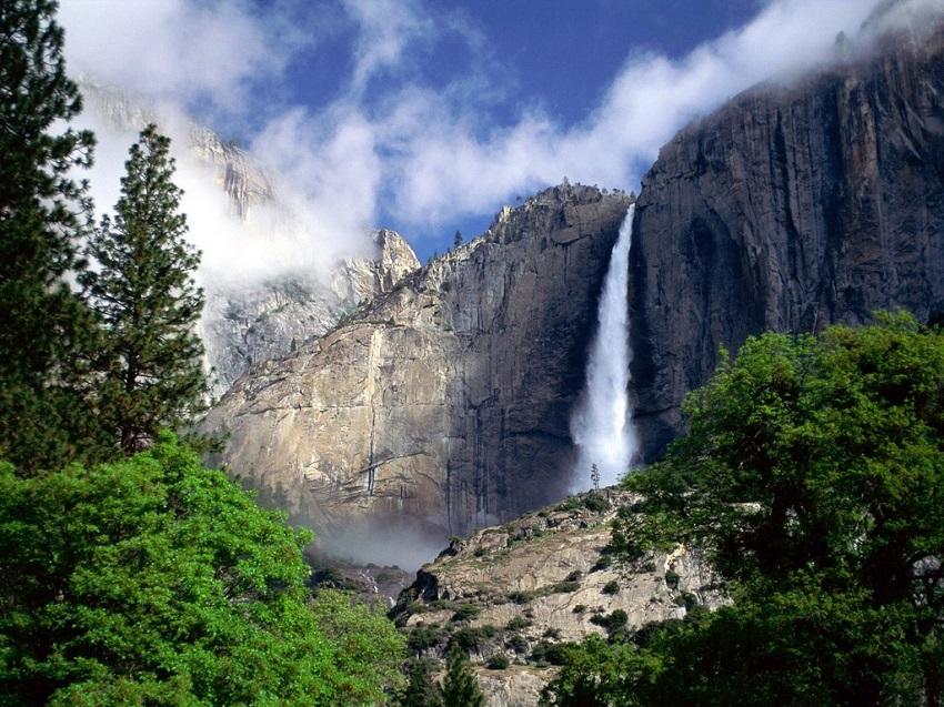 most beautiful waterfalls