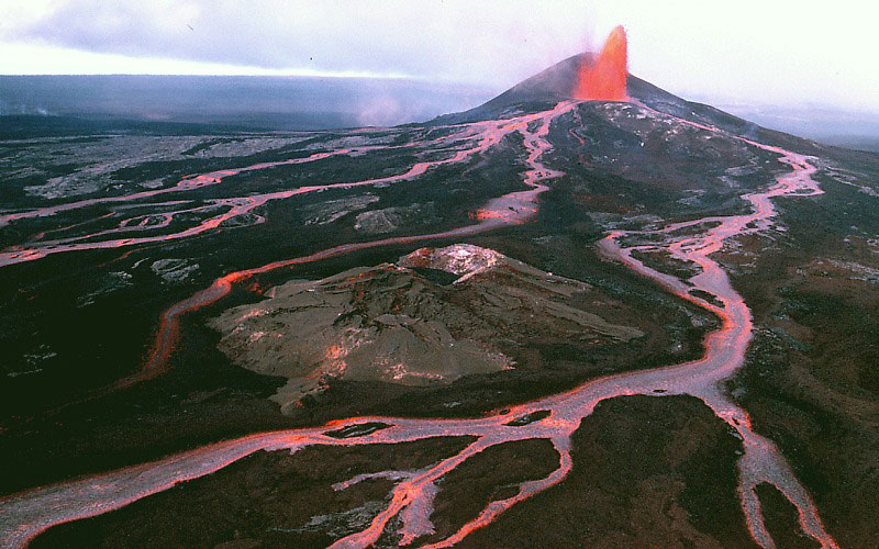 discover volcanoes in Mexico