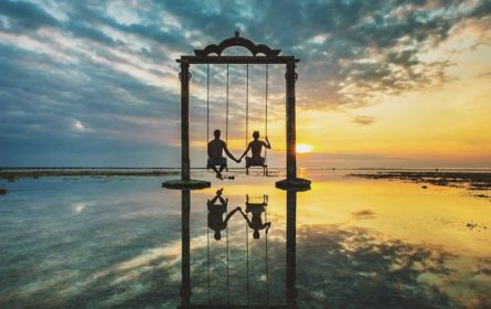 Honeymoon Destinations:Honeymoon in Indonesia