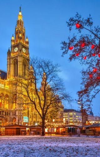 Romantic honeymoon in European capitals